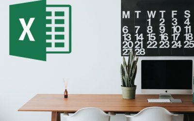 EXCELentní PPC tip #1 – Vývoj konverzí podle dní v týdnu